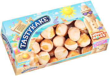 Tastykake® Glazed Vanilla Donut Holes 18 oz. Box
