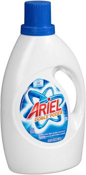 Ariel® Doble Poder™ Laundry Detergent 67.62 fl. oz. Plastic Jug