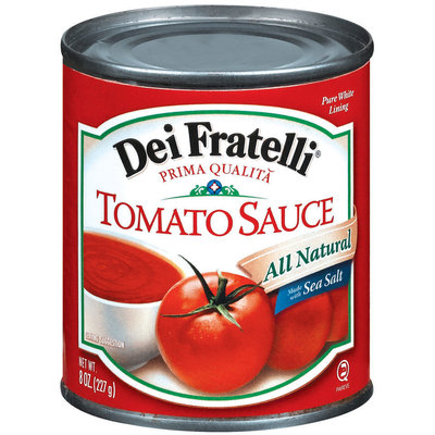 Dei Fratelli  Tomato Sauce 8 Oz Can
