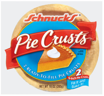 Schnucks Ready-to-Fill 2 Ct Pie Crusts 10 Oz Bag