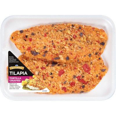 Sea Cuisine® Tortilla Crusted Tilapia Tray