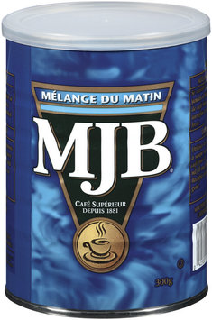 MJB Morning Roast Coffee 10.5 Oz Canister