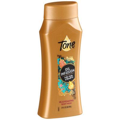 Tone® Oil Infusion Rejuvenating Body Wash 3 fl. oz. Squeeze Bottle