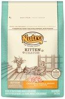 Nutro® Kitten Chicken & Whole Brown Rice Recipe Cat Food 3 lb. Bag