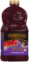Northland® Cranberry Grape 100% Juice 64 fl. oz. Bottle