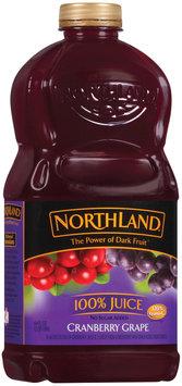 Northland® Cranberry Grape 100% Juice 64 fl. oz. Bottle