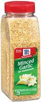 McCormick Minced Garlic Seasoning 23 Oz Shaker