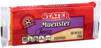 Stater Bros.® Muenster Cheese 8 oz. Brick