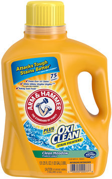 Arm & Hammer™ Clean Meadow Detergent 131.25 fl. oz. Jug