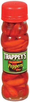 Trappey's In Vinegar Peppers 4.5 Fl Oz Jar