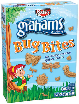 Keebler Grahams Bug Bites Graham Crackers