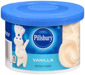 Pillsbury Vanilla Frosting 10 oz. Tub