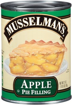 Musselman's® Apple Pie Filling 21 oz. Can