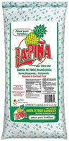Lapina Bleached Enriched Flour 25 Lb Bag