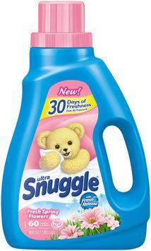 Ultra Snuggle® Fresh Spring Flowers™ Liquid Fabric Softener 48 fl. oz. Jug
