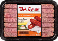 Bob Evans® Pork Sausage Links Brown Sugar & Honey 14 ct 12 oz Tray