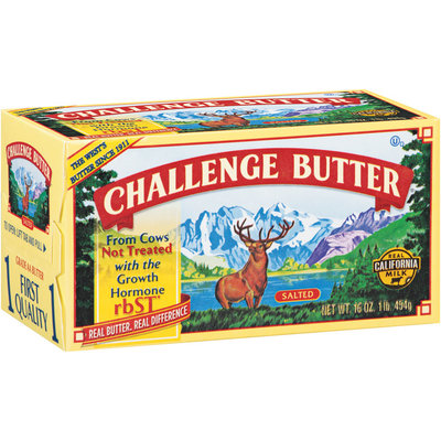 Challenge Salted Butter 16 oz