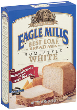 Eagle Mills® Best Loaf® Homestyle White Bread Mix
