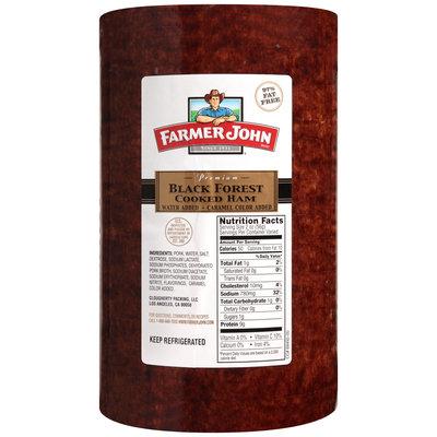 Farmer John Black Forest Cooked Ham