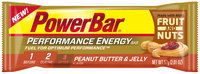 PowerBar Performance Energy Bar Peanut Butter & Jelly