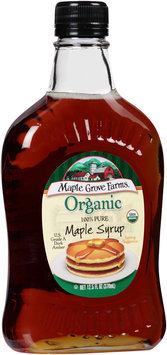 Maple Grove Farms® Organic 100% Pure Maple Syrup
