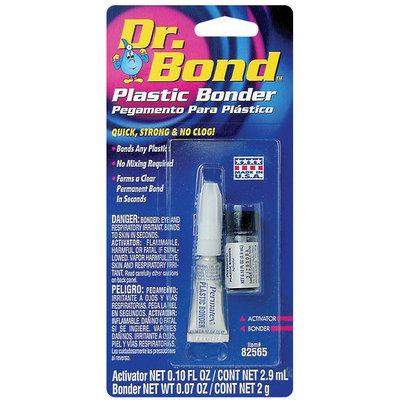 Dr. Bond® 82565 Carded 2 G Tube & Plastic Bonder 2.9 mL Bottle