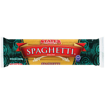 Stater Bros. Enriched Spaghetti 16 Oz Package