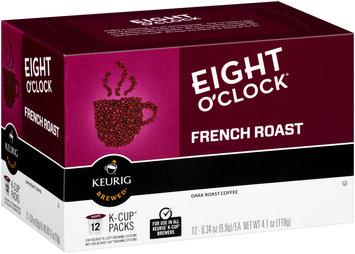 Eight O'Clock® French Roast Dark Roast Coffee 12 ct K-Cup® Packs