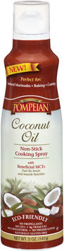 Pompeian® Coconut Oil Non-Stick Cooking Spray 5 oz. Aerosol Can
