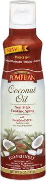 Pompeian® Coconut Oil Non-Stick Cooking Spray 5 oz. Aerosol Can