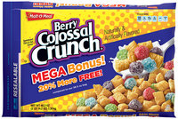 Malt-O-Meal® Berry Colossal Crunch® Cereal 46.2 oz. ZIP-PAK®