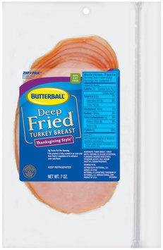 Butterball Deep Fried Thanksgiving Style Turkey Breast 7 Oz Zip Pak
