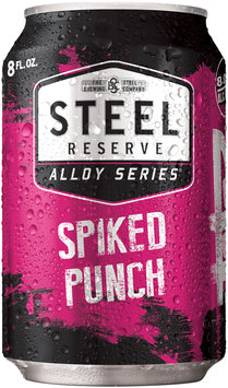 Steel Reserve® Alloy Series Spiked Punch 8 fl. oz. Can
