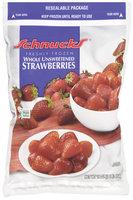 Schnucks Whole Unsweetened  Strawberries