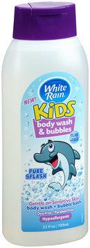 White Rain® Kids® Pure Splash Body Wash & Bubbles 25 fl. oz. Bottle