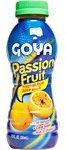 Goya Passion Fruit Tropical Fruit Beverage