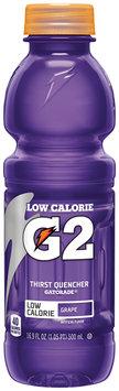 Gatorade® G Series® G2® Perform Low Calorie Grape Sports Drink 16.9 fl. oz. Bottle