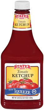 Stater Bros.® Tomato Ketchup 36 Oz Squeeze Bottle