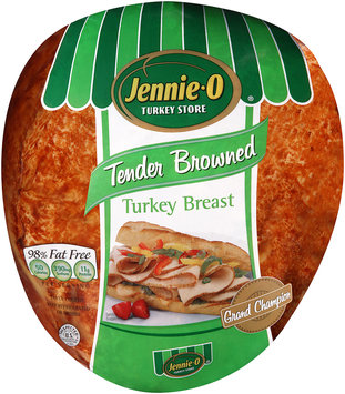 Jennie-O® Grand Champion Tender Browned Turkey Breast Package