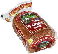 Cottage Hearth 9 Grain Bread 24 Oz Bag