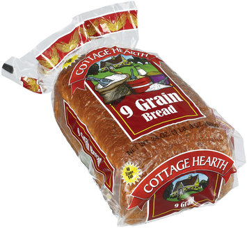 Cottage Hearth 9 Grain Bread 24 Oz Bag