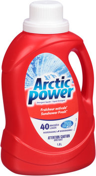 Arctic Powder Sunshower Fresh™ Liquid Detergent 1.8L Jug