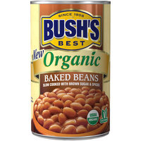 Bush's® Organic Baked Beans 16.5 oz. Can