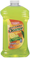 Stater Bros. Fresh Citrus Scent Multi-Surface Cleaner 40 Oz Plastic Bottle
