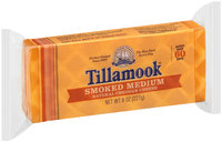 Tillamook® Smoked Medium Cheddar Cheese 8 oz. Brick
