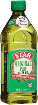 Star® Original Pure Olive Oil 500 mL Bottle