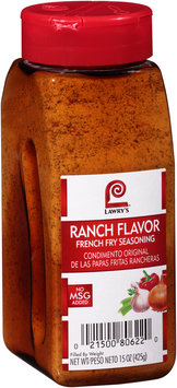 Lawry's® Ranch Flavor French Fry Seasoning
