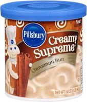 Pillsbury® Creamy Supreme® Cinnamon Bun Frosting 16 oz. Canister