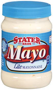 Stater Bros.® Lite Mayonnaise 15 fl oz