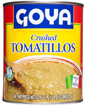 Goya® Crushed Tomatillo
